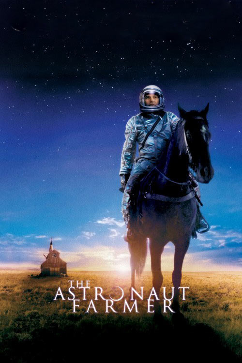 دانلود فیلم کشاورز فضانورد دوبله فارسی The Astronaut Farmer 2006