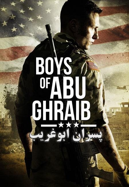 دانلود فیلم پسران ابوغریب دوبله فارسی Boys of Abu Ghraib 2014