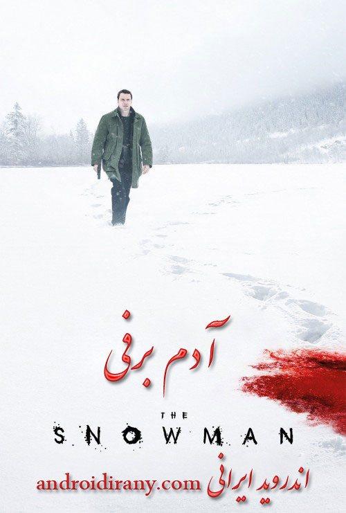 دانلود فیلم آدم برفی دوبله فارسی The Snowman 2017
