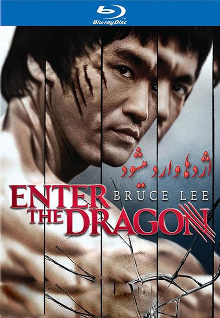 دانلود فیلم اژدها وارد میشود دوبله فارسی Enter the Dragon 1973