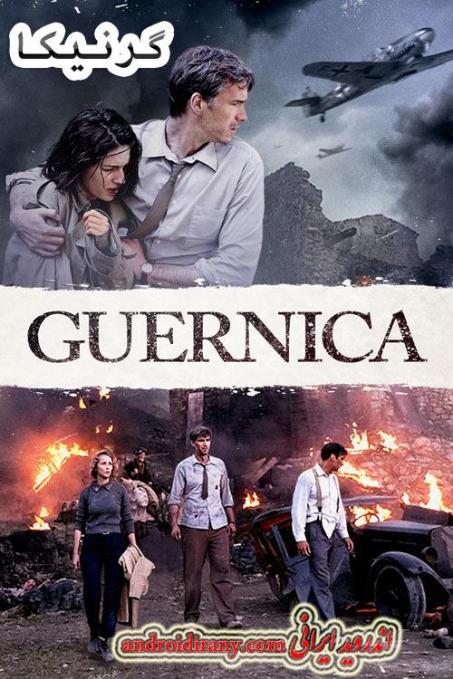 دانلود فیلم گرنیکا دوبله فارسی Guernica 2016