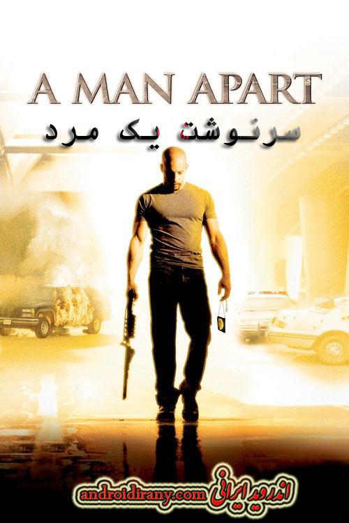 دانلود دوبله فارسی فیلم سرنوشت یک مرد A Man Apart 2003