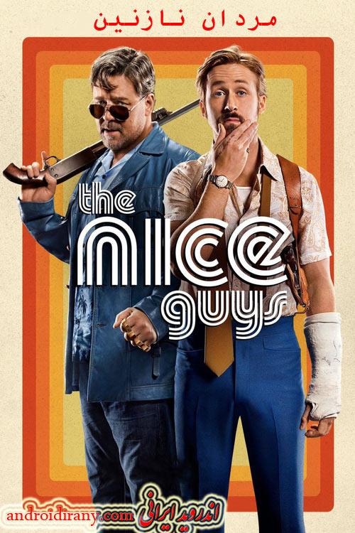 دانلود فیلم مردان نازنین دوبله فارسی The Nice Guys 2016