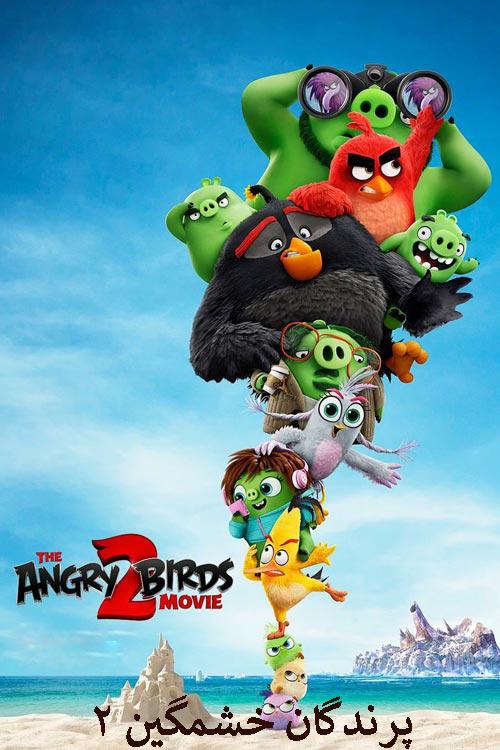 دانلود دوبله فارسی انیمیشن پرندگان خشمگین ۲ The Angry Birds Movie 2 2019