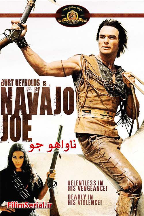 دانلود فیلم ناواهو جو دوبله فارسی Navajo Joe 1966