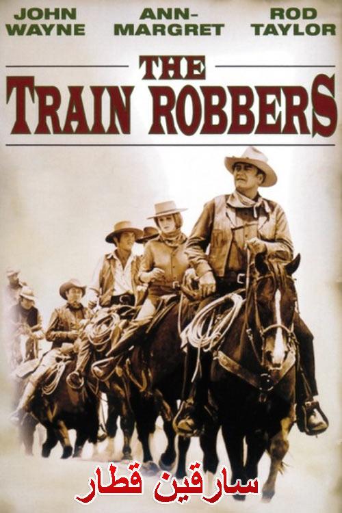 دانلود دوبله فارسی فیلم سارقین قطار The Train Robbers 1973