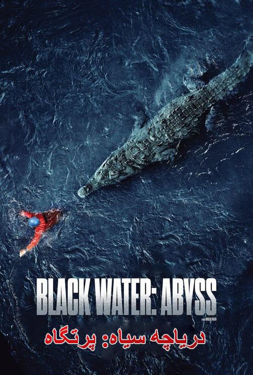 دانلود فیلم دریاچه سیاه: پرتگاه دوبله فارسی Black Water: Abyss 2020