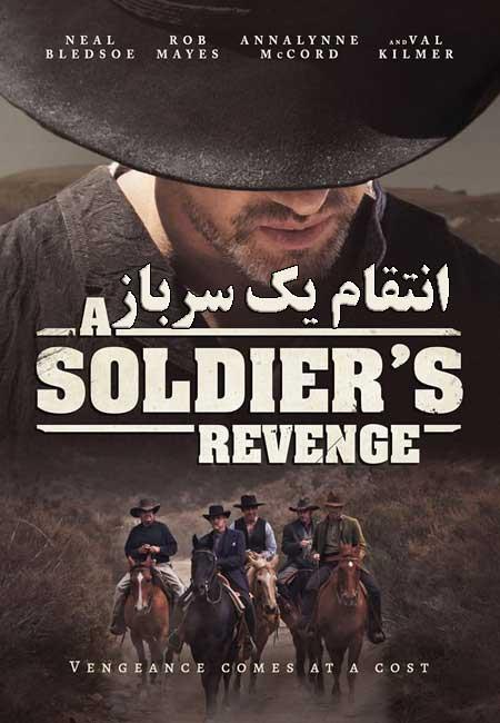 دانلود فیلم انتقام یک سرباز A Soldier's Revenge 2020