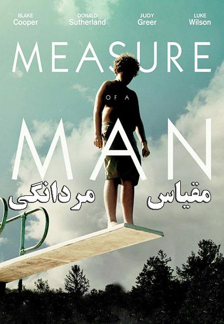دانلود فیلم مقیاس مردانگی Measure of a Man 2018