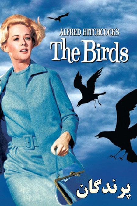 دانلود فیلم پرندگان دوبله فارسی The Birds 1963