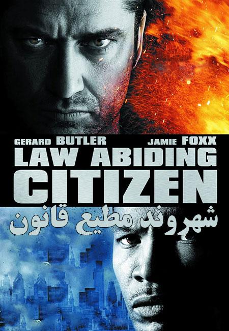 دانلود فیلم شهروند مطیع قانون دوبله فارسی Law Abiding Citizen 2009