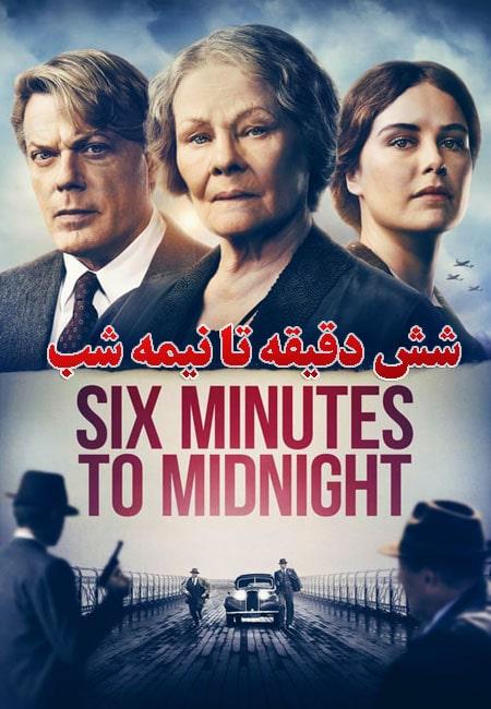 دانلود فیلم شش دقیقه تا نیمه شب Six Minutes to Midnight 2020
