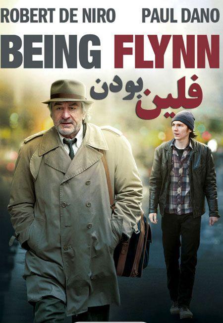 دانلود فیلم فلین بودن دوبله فارسی Being Flynn 2012