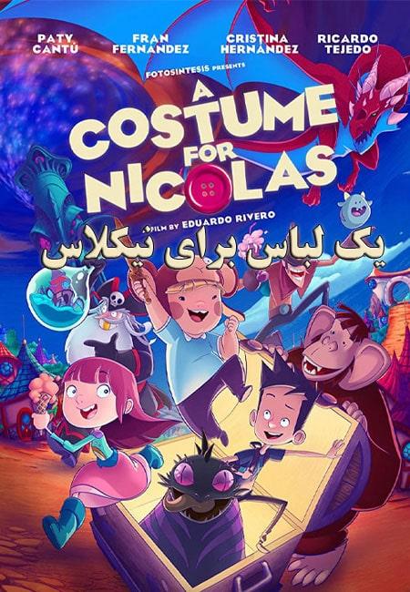 دانلود انیمیشن یک لباس برای نیکلاس A Costume for Nicholas 2020